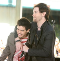 david-cook-david-archuleta-today-show