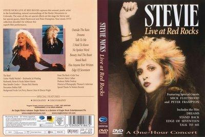 Stevie Nicks Red Rocks