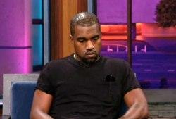 Kanye Jay Leno